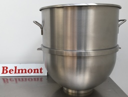 New Hobart Fit 140QT Stainless Steel Bowl