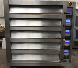 Mono DX 15 Tray High Crown Deck Oven- Product Code DO01