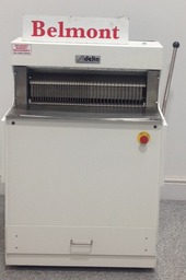 Record Delta Dual Thickness Bread Slicer Good Condition Painted and Refurbished - Product Code BS06