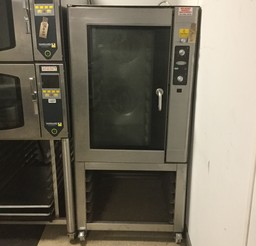 Atlas Salva 9/10 Tray Bake Off Oven to Take 400 by 600 Bakery Trays - Product Code BO18