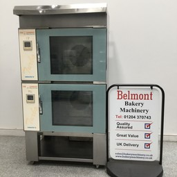 Tom Chandley Turbo Doubl Bake-Off Oven BAKERY EQUIPMENT BO42