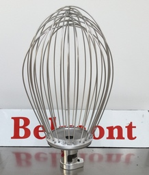 New Hobart Fit 30QT Stainless Steel Whisk