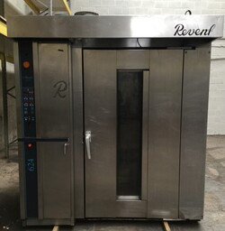 Revent Double Rack Gas Oven BAKERY EQUIPMENT
