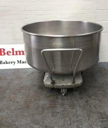 Kemper 250kg Stainless Steel Bowl - Product Code B04