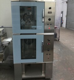 Tom Chandley TC5 Double Convecta Bake Off Oven