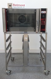 EuroFours 400 by 600 Bakery Trays Single Bake Off Oven - Product Code BO04