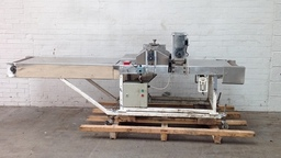 Pinning Machine / Conveyor Belt with Flour Duster - Product Code BMLD4