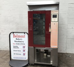 Tom Chandley 10 Tray Bake Off Oven Code BO11