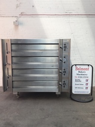 Vanguard 12 Tray Deck Oven- product code DO02