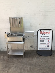 DCA Half Size Float Type Fryer with Turning Mechanism- Prodcut Code DF02