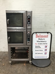 Salva Double Bake Off Oven To Take 600X400 Product Code- BO14